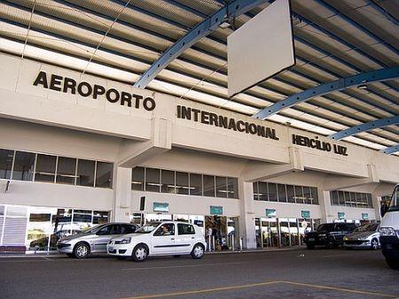 Foto aeroporto Florianópolis